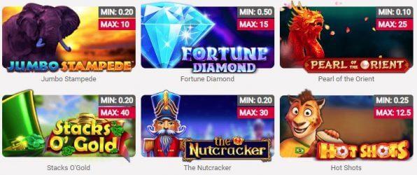 Jackpots games