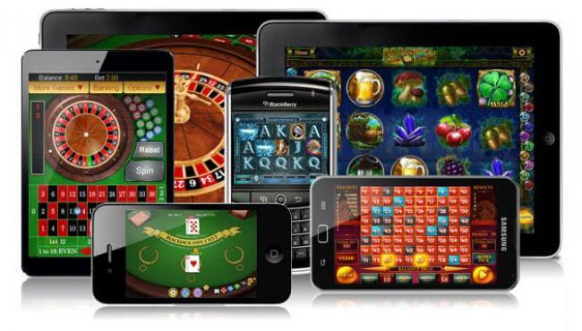 Casino777 mobile app