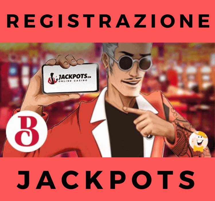 Guida completa alla Registrazione Jackpots