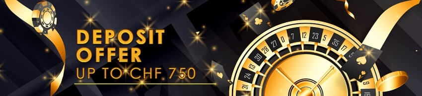 swisscasino deposit offer