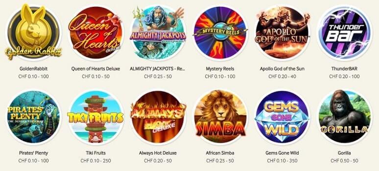 mycasino games