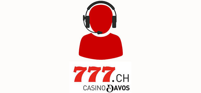 assistenza clienti casino777