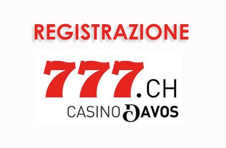 Registrazione casino777: ecco come aprire un conto di gioco