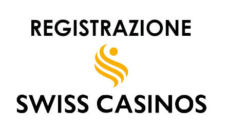 Registrazione Swisscasinos: come aprire un conto di gioco?