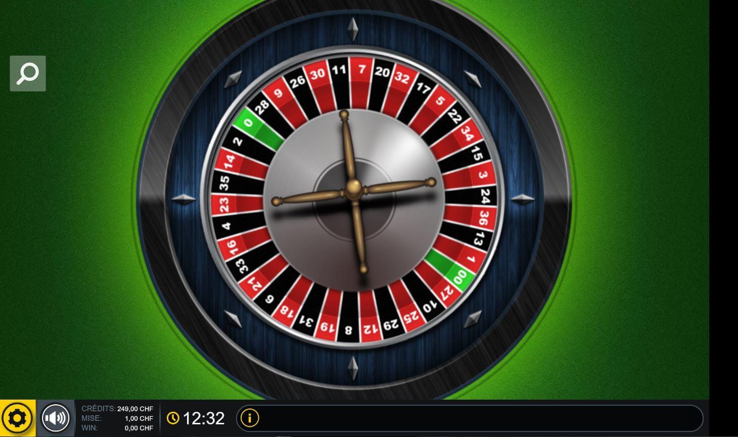 demo roulette jackpots