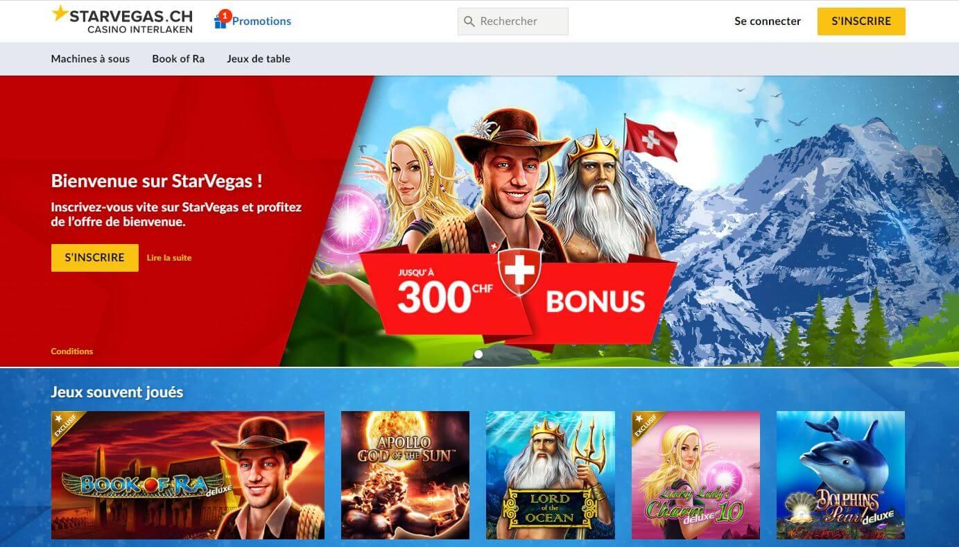 Notre avis sur StarVegas : bonus, jeux et offre mobile