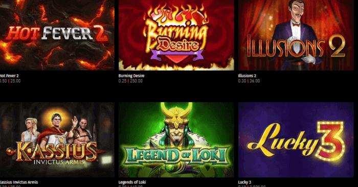 Casino777 online slot game
