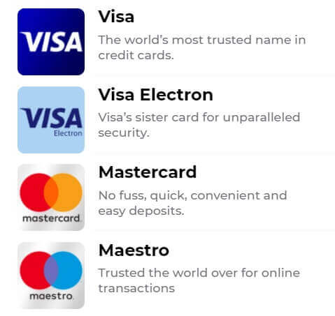 7 Melons Payment Options
