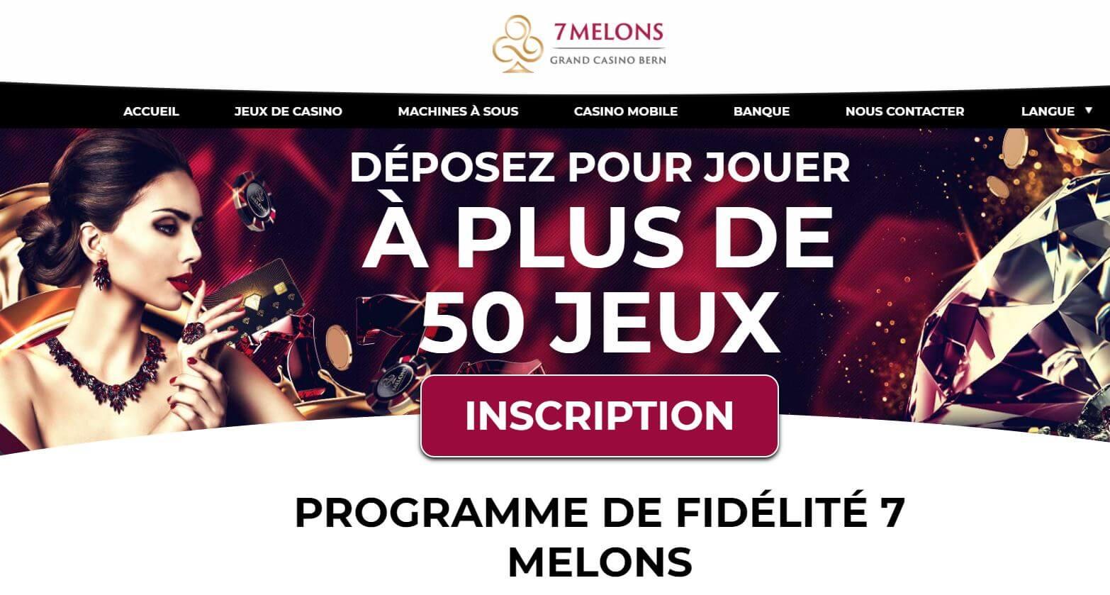 7melons bonus fidelite