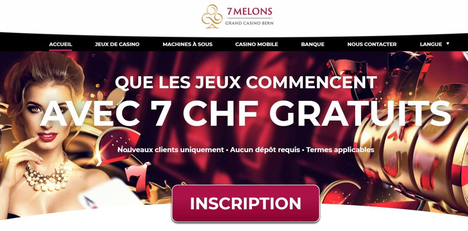 Code promo 7 Melons : profitez d'une offre de bienvenue à l'ouverture de votre compte