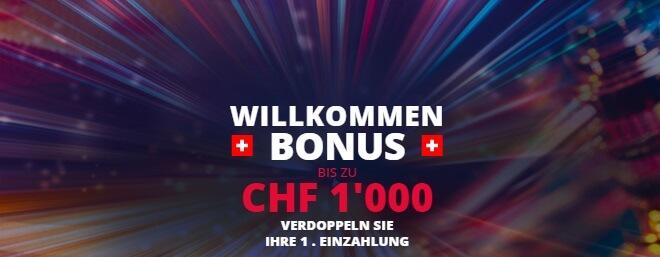 Pasino Casino Bonus